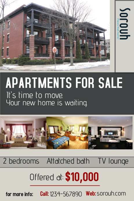 Customizable Design Templates For Rent Postermywall