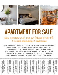 apartment flyers template