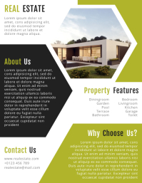 Real Estate Flyer Templates Fully Editable