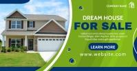 real estate generic facebook advertisement template