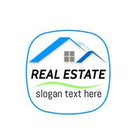 real estate home logo design template 徽标