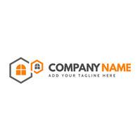real estate house modern icon logo infinite i template