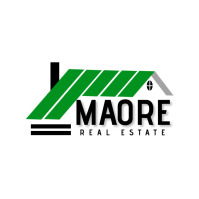 Real estate logo โลโก้ template