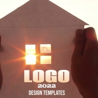Real Estate logo design template 徽标