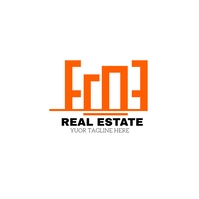 Real Estate Logo 徽标 template