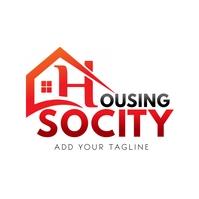Real Estate Logo Template Логотип