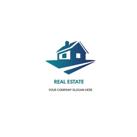 Real estate logos template