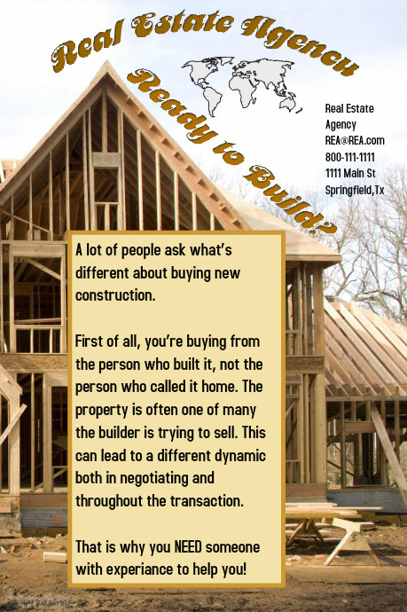 Real Estate New Construction