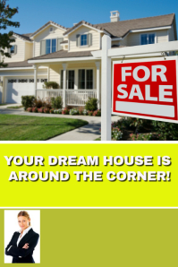 Customizable Design Templates For House For Sale Advertisement - House for rent advertisement template