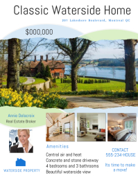 Real Estate Flyer Templates | PosterMyWall