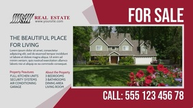 Real Estate Property Selling Video Ad Template