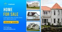 Real Estate Social Media Template Facebook Shared Image