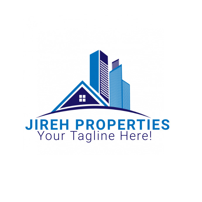 Real Estates Logo Template