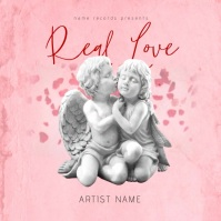 Real Love Mixtape/Album Cover Video Template