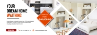 Realestate facebook Cover template