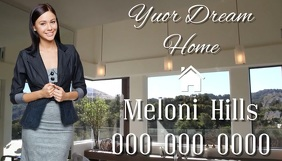 realtor VIDEO ad template