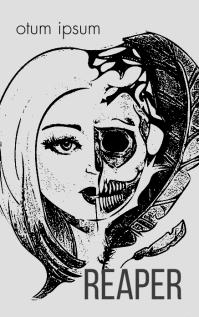 Reaper Cover design