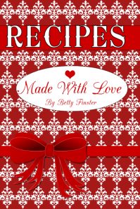 Recipe book Cover