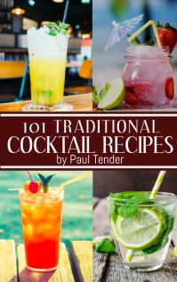Recipe Book Kindle Cover Template