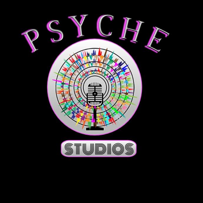 Recording Studios Logo template