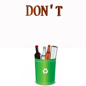Recycle Poster Template