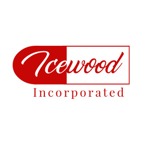 Red and White Corporate Logo