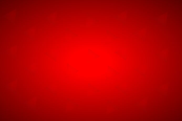 red background texture with triangles