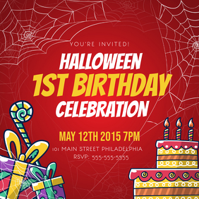 Free Online Halloween Flyer Maker