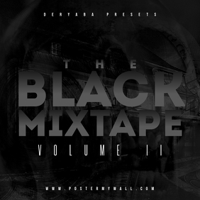 Black Mixtape CD Cover