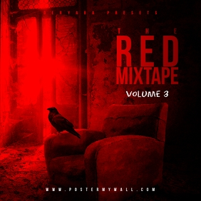 Red Mixtape CD Cover