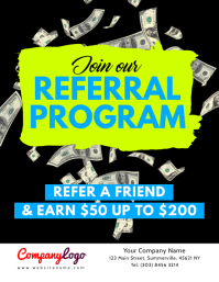 Referral Program Flyer