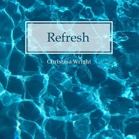 Refresh album art template