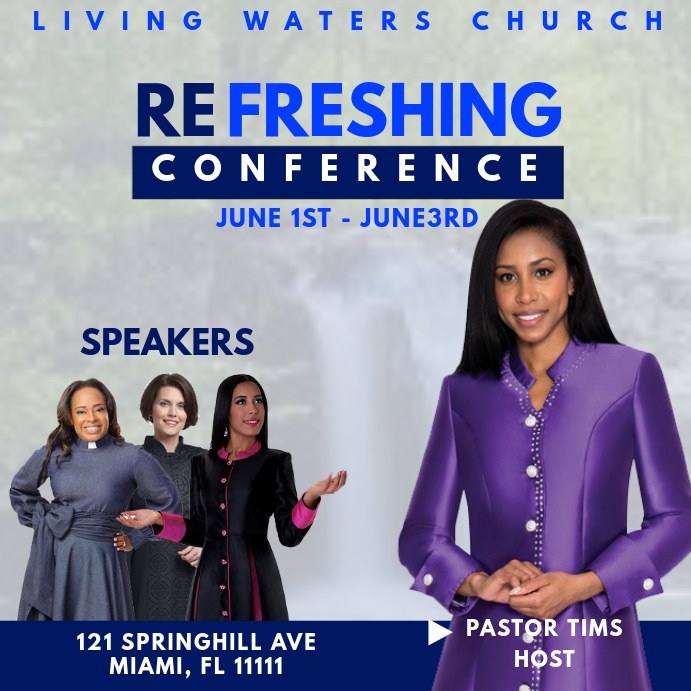 Refreshing Conference
