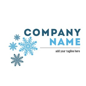 Refrigeration company logo
