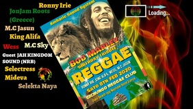 Reggae Facebook Cover