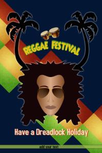 Reggae Festival/Jamaica/ Caribbean