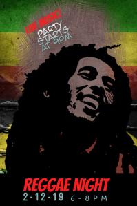 50+ Reggae Customizable Design Templates | PosterMyWall