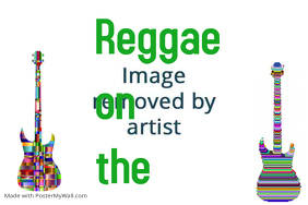 Reggae on the beach