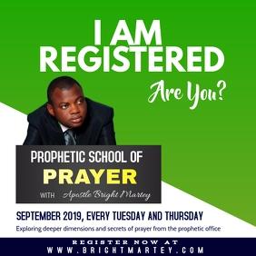 Registration Church