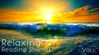 Relaxing reading sounds and music youtube thu Isithonjana se-YouTube template