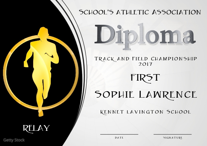 relay diploma first