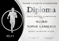 relay diploma second