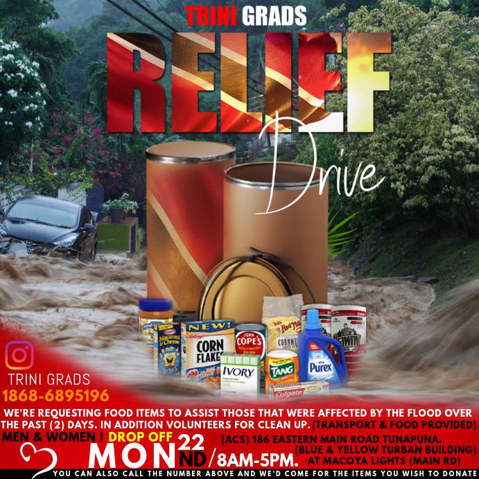 Relief Drive RKINGTT