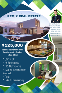 Remix Real Estate Template