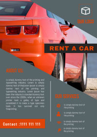 RENT A CAR TEMPLATE