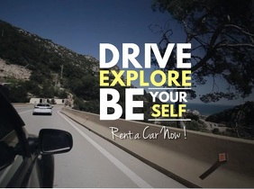Rent A Car Video Template
