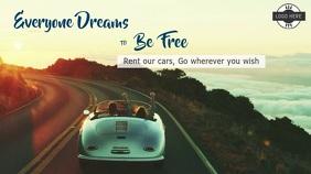 Rental Car Branding Video Template