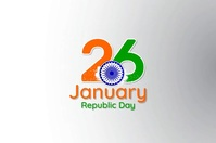 Republic Day Template Poster