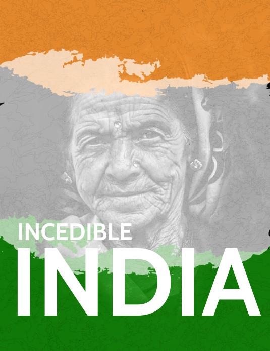 Republic India Incredible poster