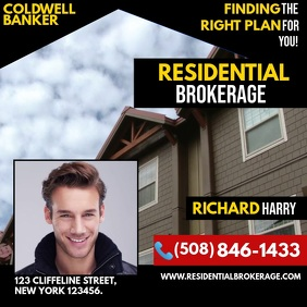 RESIDENTIAL BROKERAGE
